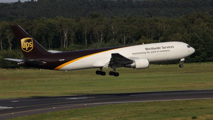 United Parcel Service (UPS)  Boeing 767-34A(ER/F)