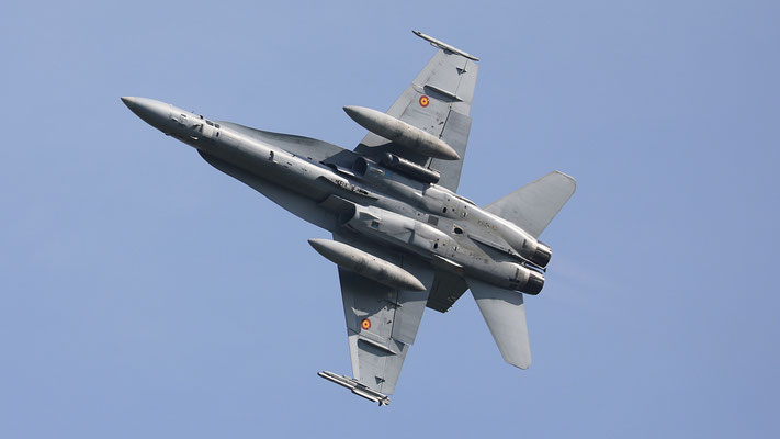Spanish Airforce 15-22  C.15-35 EF-18M Ala15