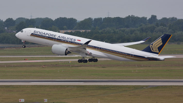 9V-SMN Singapore Airlines Airbus A350-900