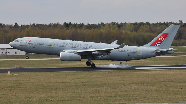 ZZ330 Royal Air Force Airbus KC2 Voyager (A330-243MRTT)
