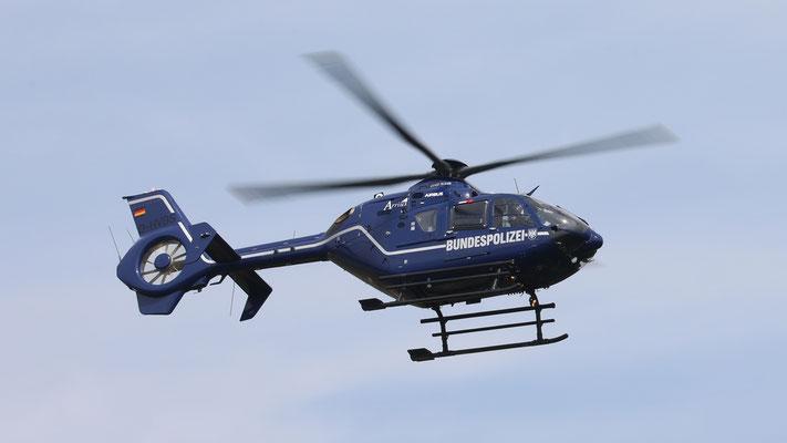 D-HVBS Bundespolizei Eurocopter EC-135 T-1