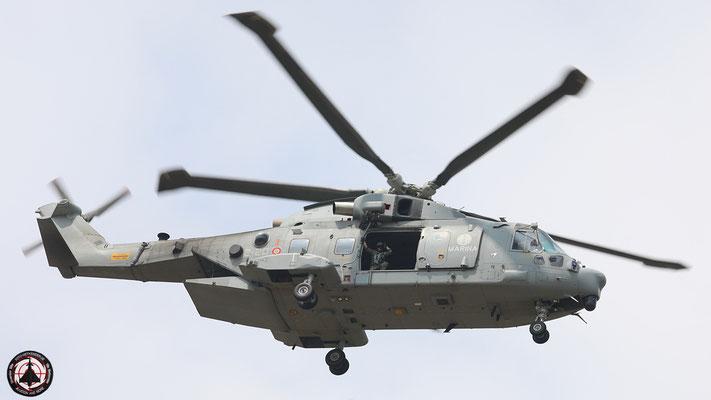 Marina Militare Italiana  (MMI-Italian Navy) EH.101 Merlin