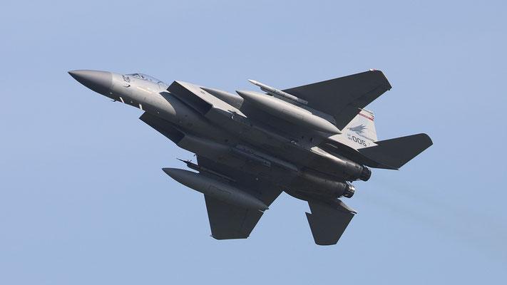 USAF F-15C 84-0005 123FS/142FW