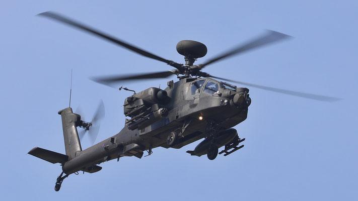 United Kingdom  Army Air Corps ZJ190 - Westland Apache AH.1