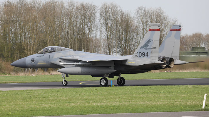 USAF F-15C 85-0094 123FS/142FW