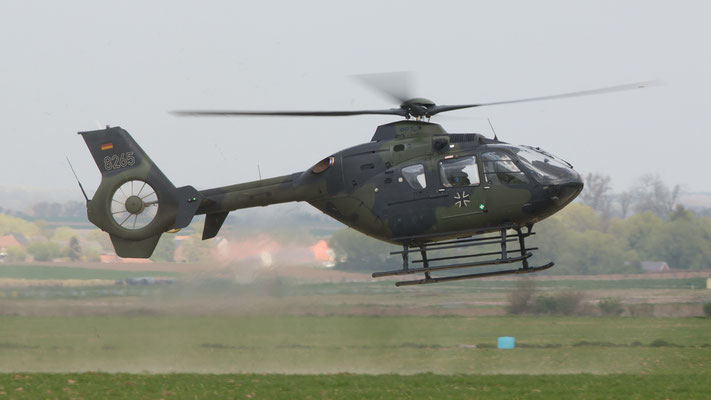 Germany Army Eurocopter EC-135 82+65