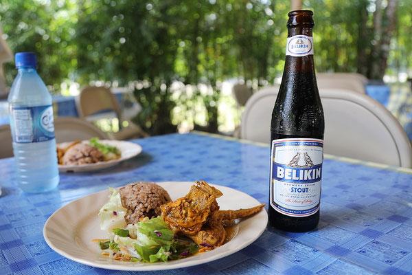 "Old Belize River ""Belikin Beer"" - taste very good!!!"