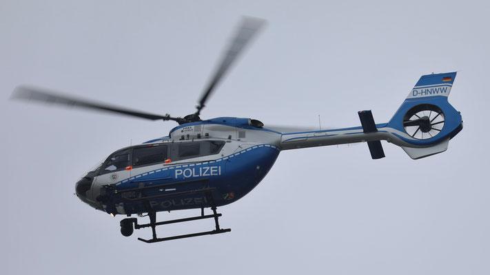 Polizei Nordrhein-Westfalen Airbus Helicopters H-145 T2 · D-HNWW