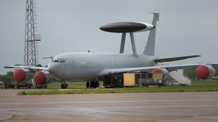 ZH101 Royal Air Force  E3 Sentry AEW1