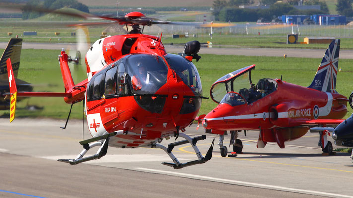 Airbus H145 Rega Swiss Air - Ambulance