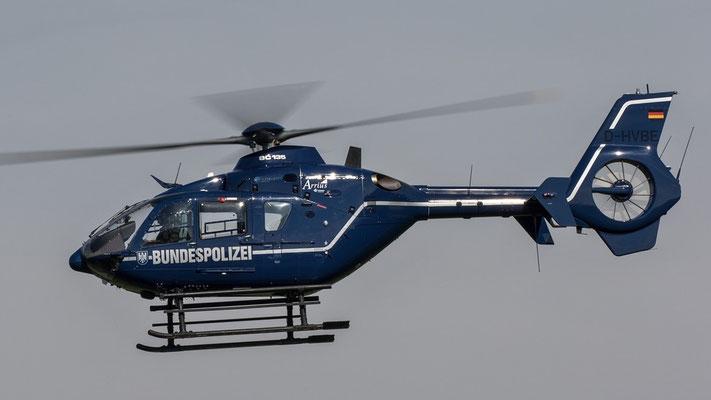 D-HVBE Bundespolizei Eurocopter EC-135 T-1