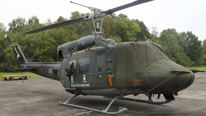 Aeronautica Militare AB.212AM MM81152 21Gruppo
