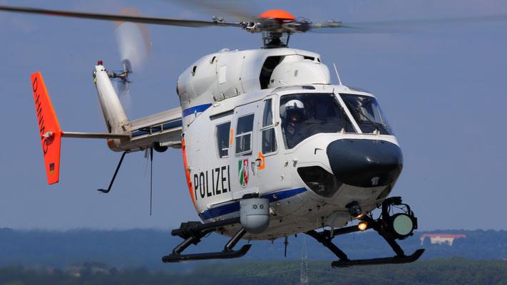 Polizei Nordrhein-Westfalen Eurocopter BK 117C-1  D-HNWQ
