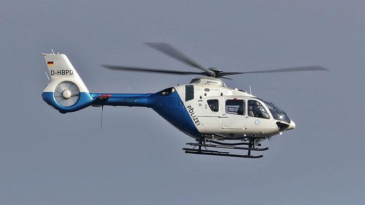 D-HBPD Eurocopter EC135P3 Polizei Bayern