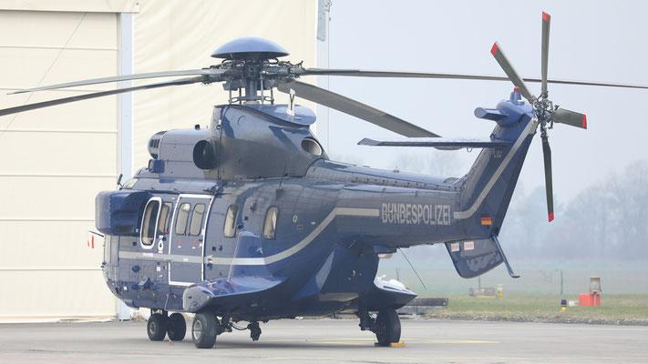 D-HEGY Bundespolizei Eurocopter AS 332 L1 Super Puma