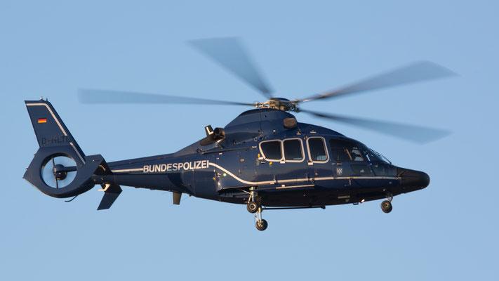 D-HLTL Bundespolizei Eurocopter EC 155B Dauphin