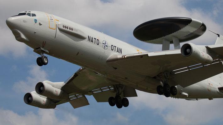 NATO E3A Awacs LX-N90455