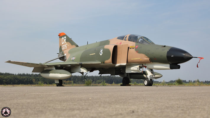 Phantom F-4E CR 67-0275