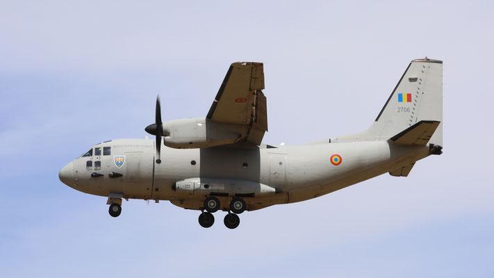 C-27 Spartan 2706