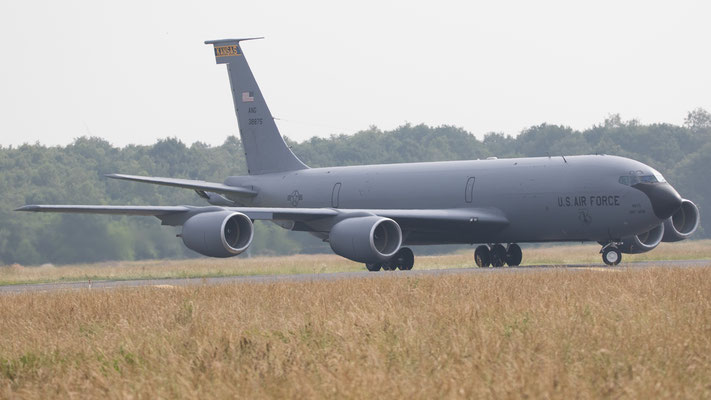 63- 8875 USAF KC-135 Kansas ANG