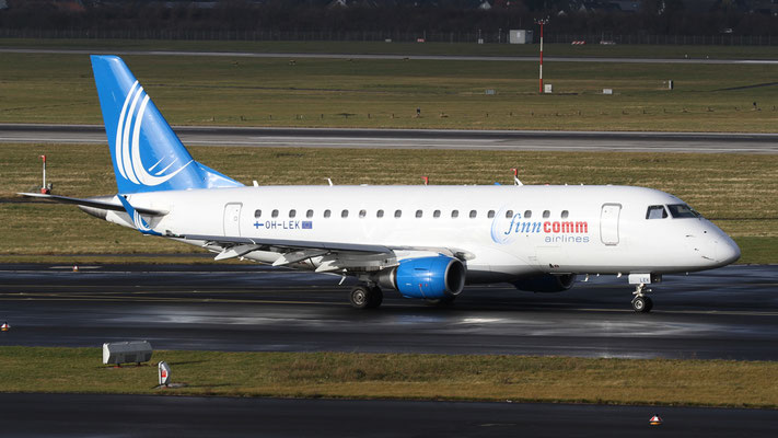 OH-LEK - Finnair Embraer ERJ-170