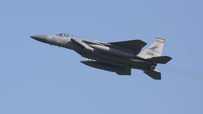 USAF F-15C 85-0106 123FS/142FW