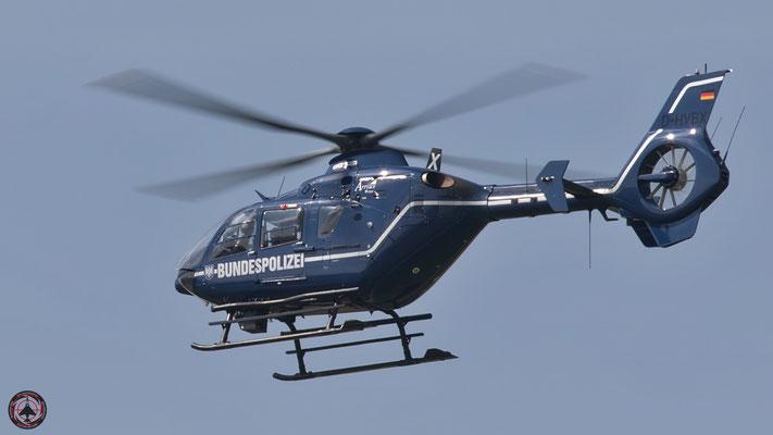 D-HVBX Bundespolizei Eurocopter EC-135 T-1