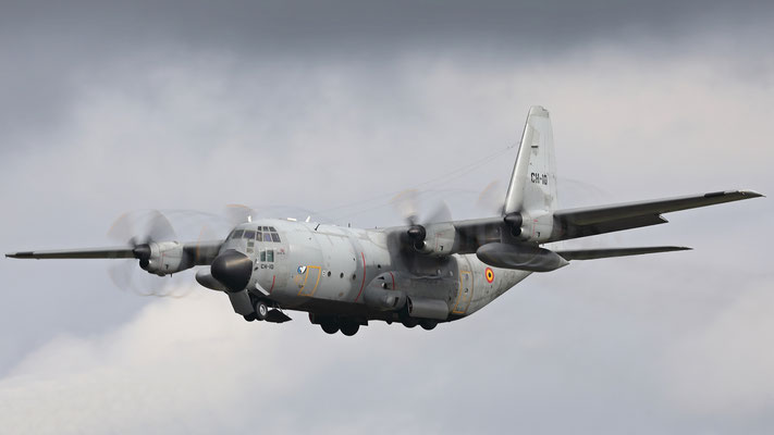 CH-10 Belgian Air Force Lockheed C-130H Hercules