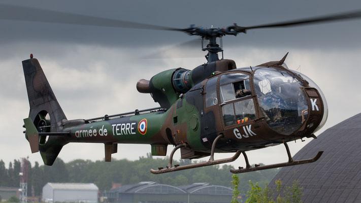 Aerospatiale SA-342M Gazelle - Armée de Terre - GJK