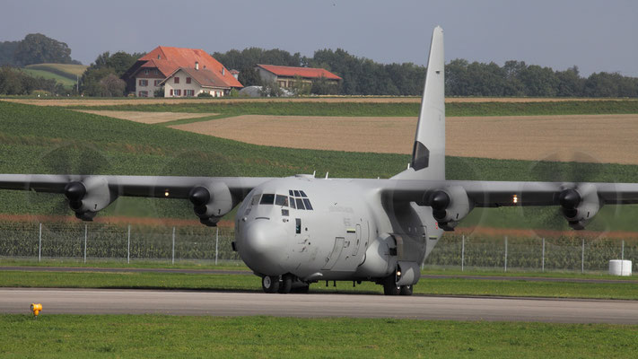 MM62185 46-50 Lockheed Martin C-130J-30 Hercules Italy Air Force