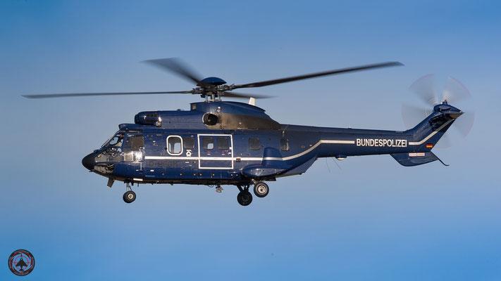 D-HEGM Bundespolizei Eurocopter AS 332 L1 Super Puma
