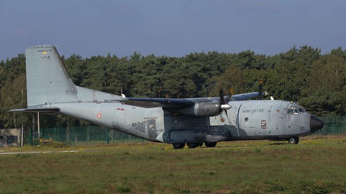 Armee del Air C-160 Transall 61-ZN R.96