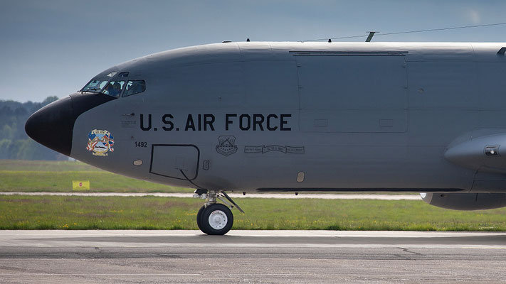 59-1492 - Boeing KC-135R Stratotanker - United States - US Air Force