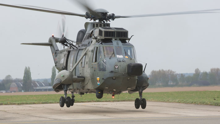 89+64 Westland Sea King Mk41 German Navy