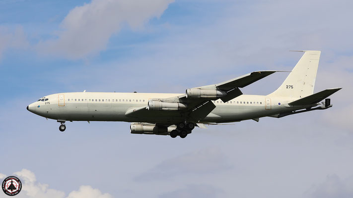 275 Israeli Air Force Boeing 707-3L6C Re'em