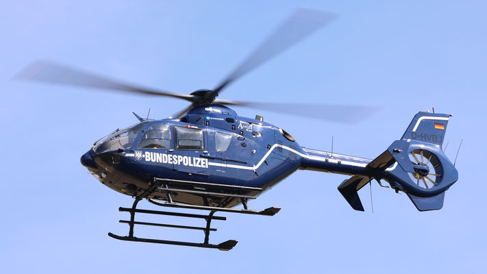 D-HVBJ Bundespolizei Eurocopter EC-135 T-1