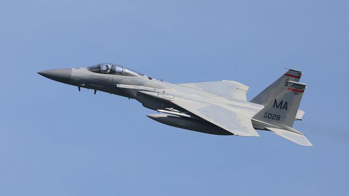 USAF F-15C MA 84-028 131FS/104FW