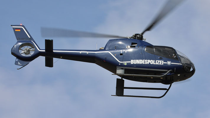 D-HSHE  Bundespolizei  Eurocopter EC-120B Colibri