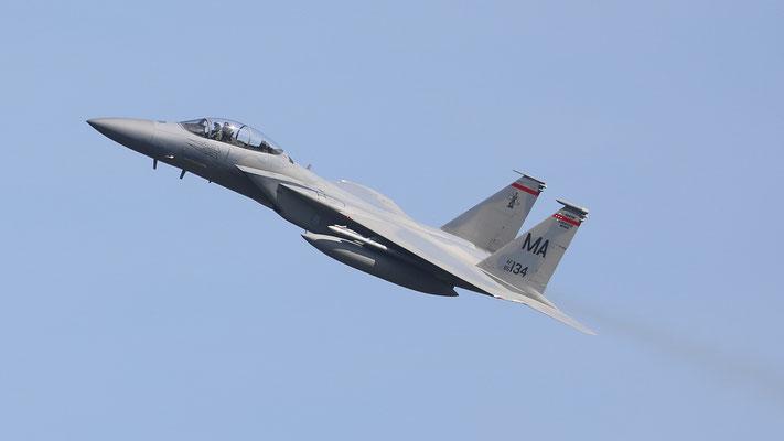 USAF F-15C MA 85-134 131FS/104FW