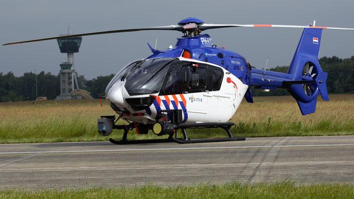 PH-PXC EC135 NL Police