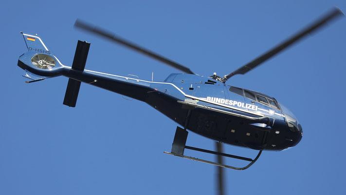 D-HSHS  Bundespolizei  Eurocopter EC-120B Colibri