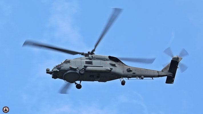 N-977 Denmark  Air Force MH-60R Seahawk