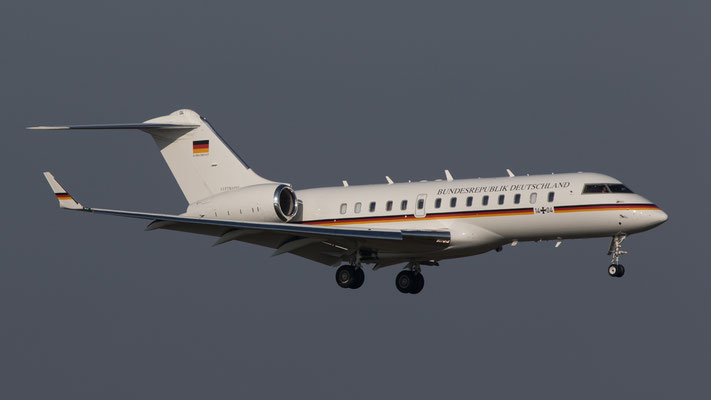 14+04 Luftwaffe German Air Force Bombardier BD-700-1A11 Global 5000