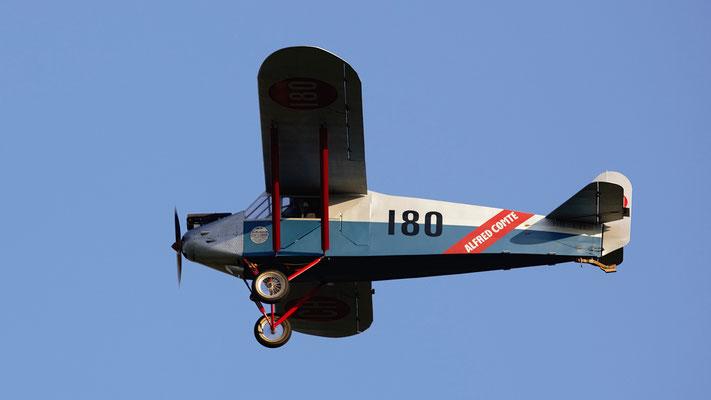 Comte AC-4 Hersteller Alfred Comte Produktionszeit 1928-1930 Stückzahl 11