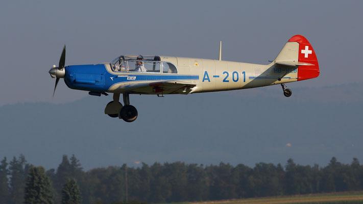 Messerschmitt Bf.108 Taifun ME108 Erstflug 1934 produziert 1936 - 1945 ca. 885 Stück