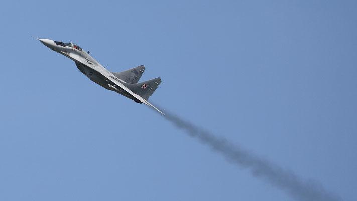 "Polish Airforce MIG-29A 111 23Blt1.elt ""smoker"""