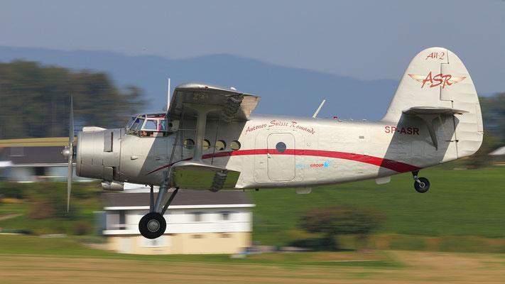 SP-ASR PZL-Mielec An-2 TP