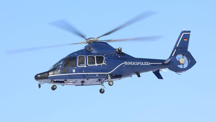 D-HLTF  Bundespolizei Eurocopter EC 155B Dauphin