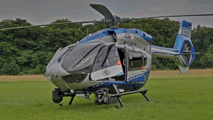 Polizei Nordrhein-Westfalen Airbus Helicopters H-145 T2 · D-HNWU