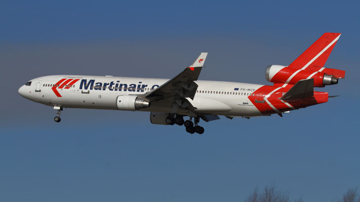 PH-MCP Martinair Holland McDonnell Douglas MD-11CF